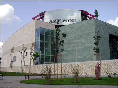 Asia Center Budapest