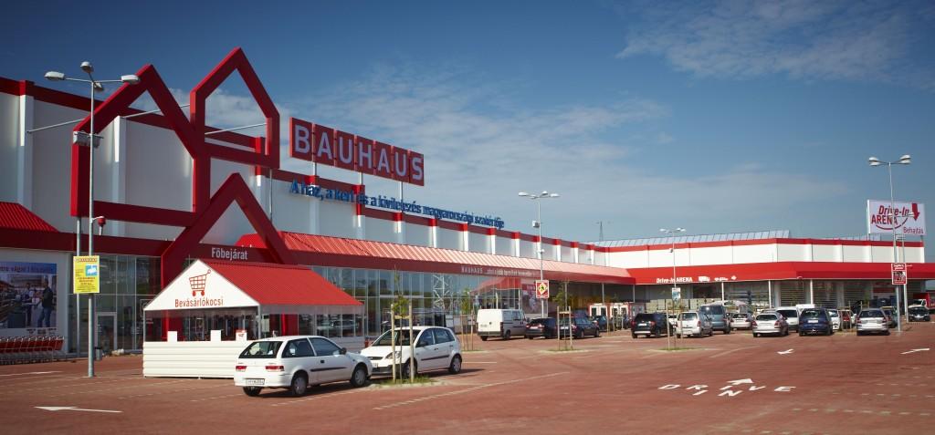 Bauhaus Maglód