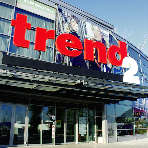 Trend 2 Bevásárlóközpont Budaörs