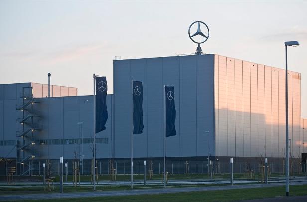 Daimler Mercedes Kecskemét
