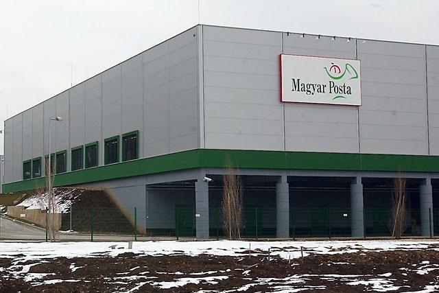 Posta logisztikai központ Budaörs