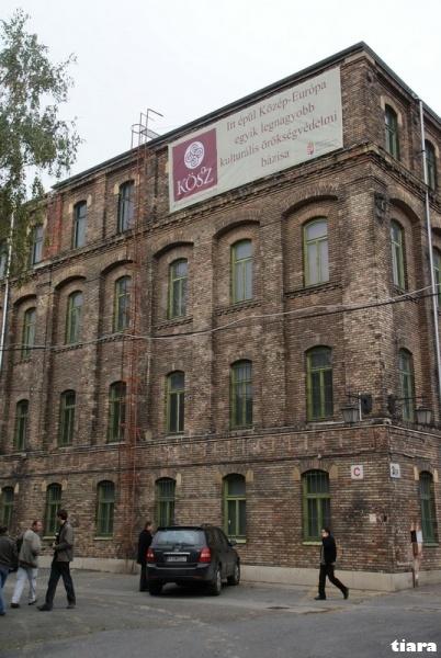 Kultúrális és örökségvédelmi szolgálat (KÖSZ) Budapest